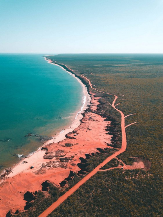 James Price Point, Australia